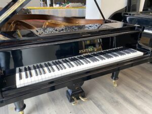 Pianoforte a Coda Pleyel del 1907